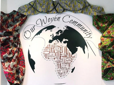 Our Woven Community Pop-Up Shop - Greenwich Historical Society
