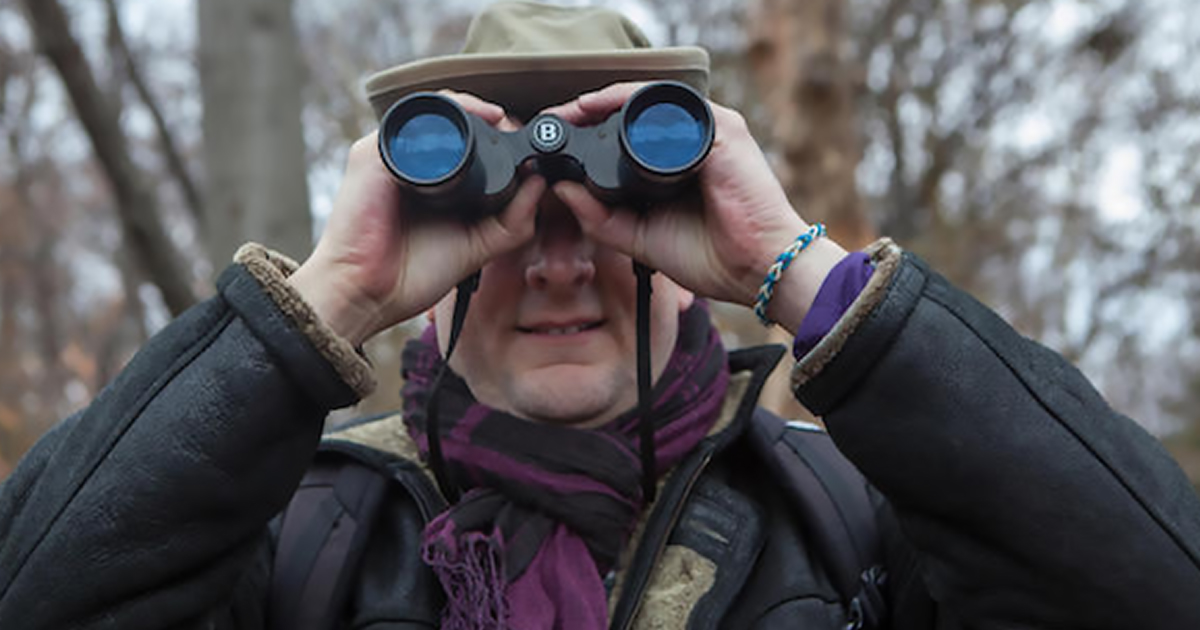 Fall Migration Bird Walk - Audubon Greenwich