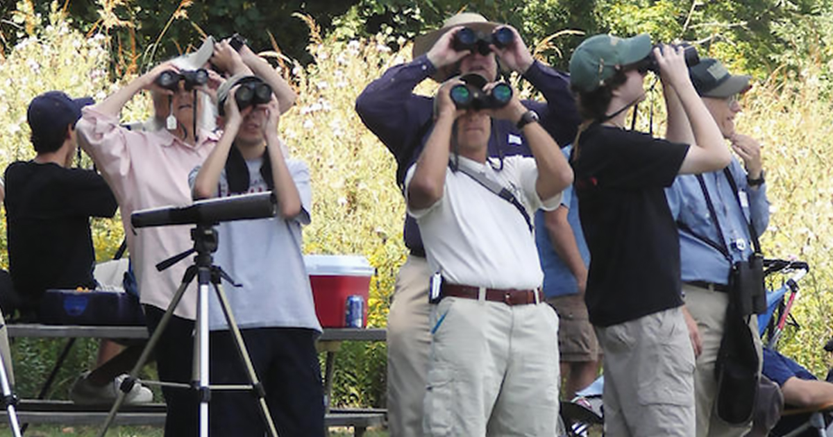 2019 Hawk Watch Kickoff and Raptor ID Workshop - Audubon Greenwich