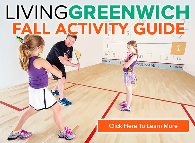 Living Greenwich Fall Activity Guide
