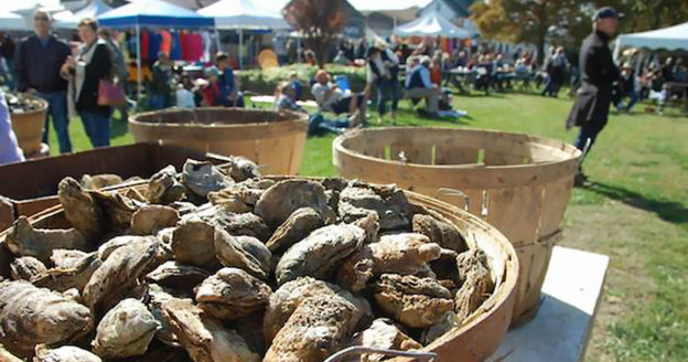 42nd Annual Norwalk Seaport Association Oyster Festival - September 6, 7 and 8