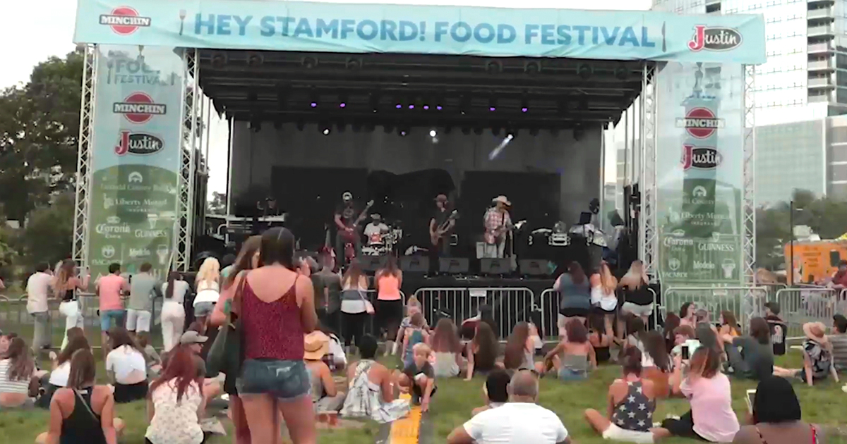 2019 Country Rocks the Park Music and BBQ Fest - Mill River Park