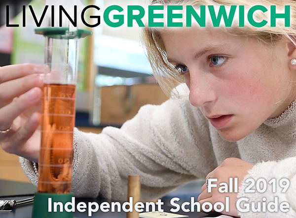 Living Greenwich Fall 2019 Independent School Guide