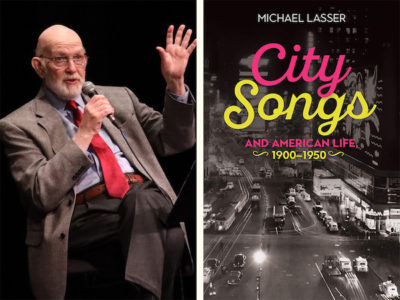 AuthorTalk - 'City Songs and American Life' by Michael Lasser - Greenwich Library