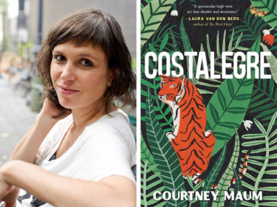 AuthorsLive - 'Costalegre' by Courtney Maum - Greenwich Library