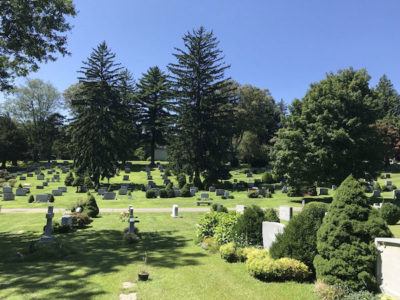 Historic Putnam Cemetery Tour Presented by Greenwich Historical Society and The Greenwich Tree Conservancy