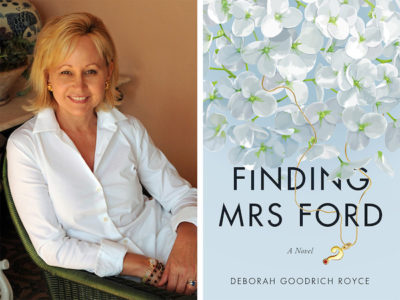 AuthorsLive - 'Finding Mrs. Ford' by Deborah Royce - Greenwich Library