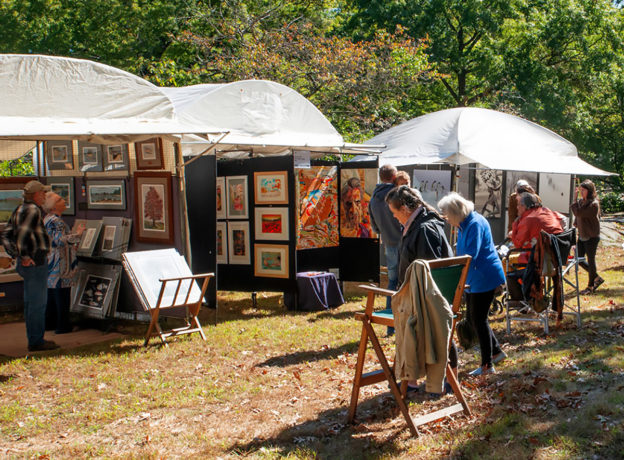 Photo Gallery: 2019 Bruce Museum Outdoor Arts Festival