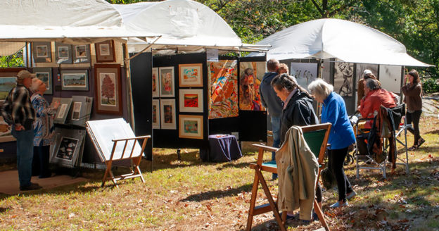 Bruce Museum 40th Annual Outdoor Arts Festival