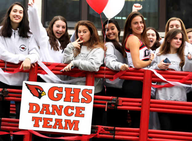 Photo Gallery: Greenwich High School's Annual Homecoming Parade and Football Game