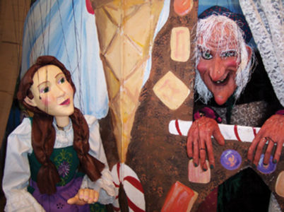 No Strings Marionette Company Presents Handsome and Gretel - Greenwich Historical Society