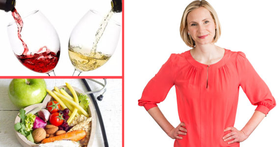 Wine, Women & Wellness - Dispelling Health & Nutritional Myths