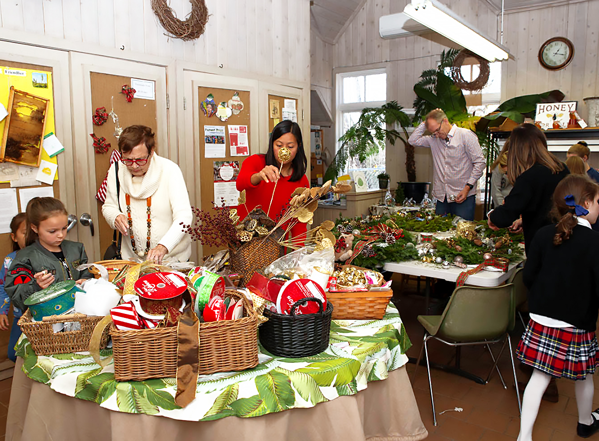 Photo Gallery: The Little Enchanted Forest | Junior League of Greenwich