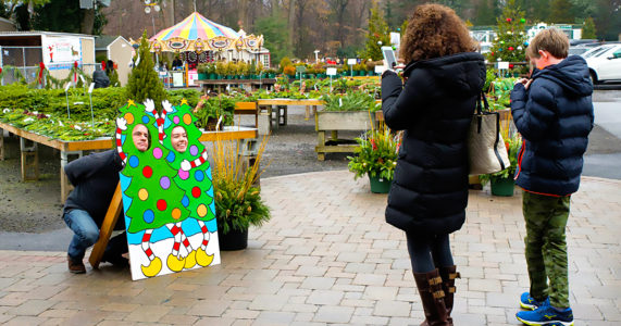 11th Annual Greenwich Reindeer Festival and Santa's Village