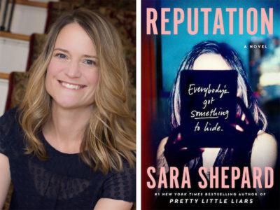 AuthorsLive - 'Reputation' by Sara Shepard and Wendy Walker - Greenwich Library