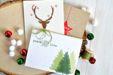 Winter's Eve Festival - Holiday Card Making - Cos Cob Library