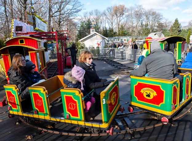 Photo Gallery: 11th Annual Greenwich Reindeer Festival and Santa's Village