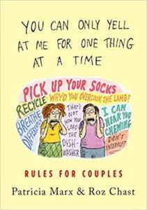 Book Talk and Signing with Patricia Marx and Roz Chast - Darien Community Center