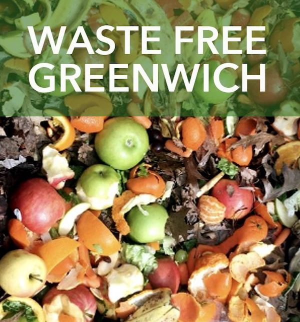 Towards a Waste Free Greenwich with Julie DesChamps - Byram Shubert Library