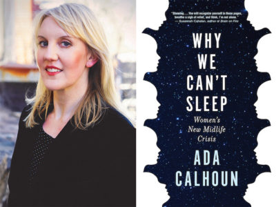 AuthorsLive - 'Why We Can't Sleep' by Ada Calhoun - Greenwich Library