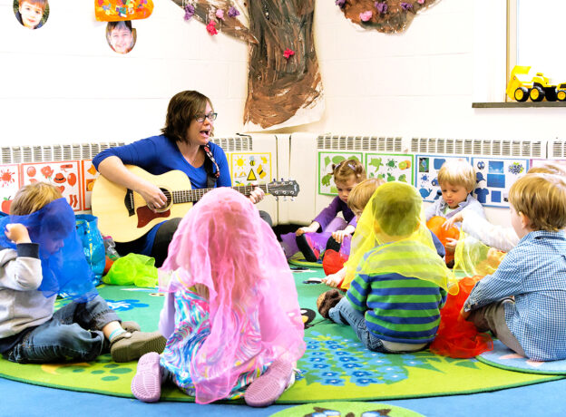 2020 Living Greenwich Preschool Guide