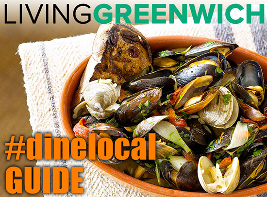 Living Greenwich Dine Local Guide CT