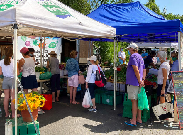 Photo Gallery: Old Greenwich Farmer's Market