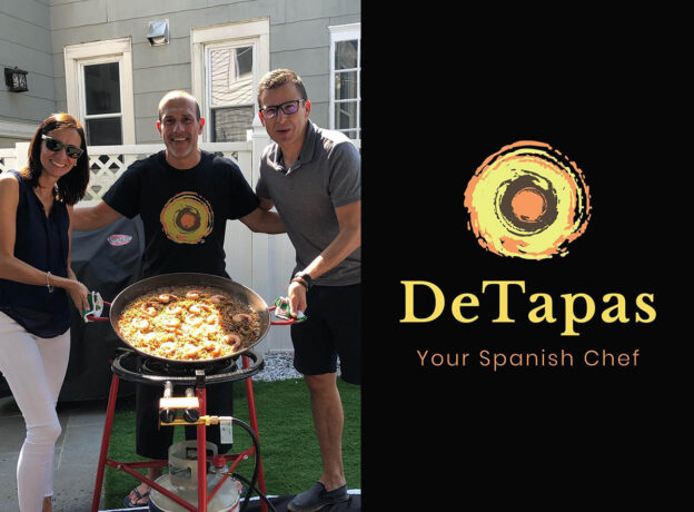 CONTEST WINNER ANNOUNCEMENT: DeTapas - Your Spanish Chef