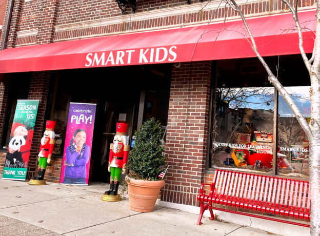 #ShopLocal At Smart Kids' Toys In Greenwich, CT | In-Person, Online, or Curbside Pick-Up