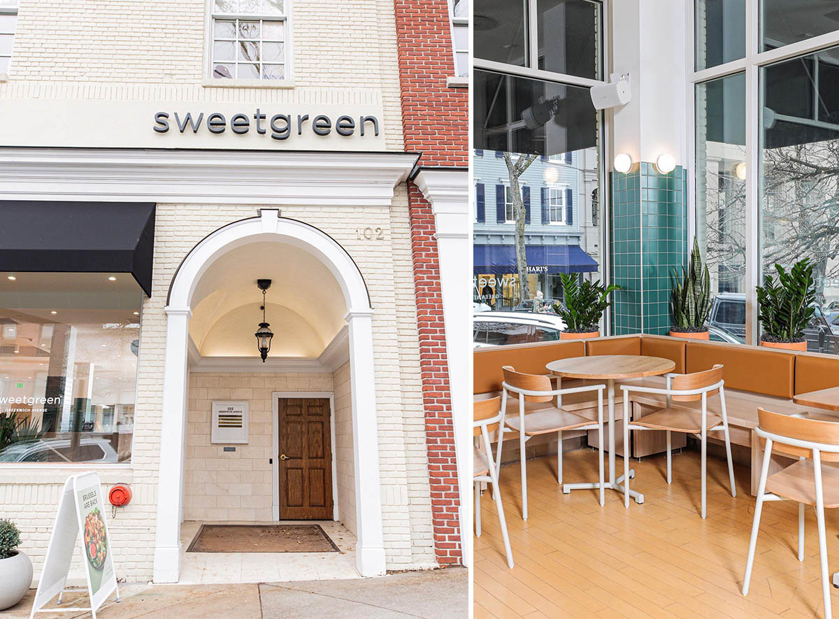 Enjoy Simple, Seasonal, Healthy Food At Newly Opened sweetgreen Location On Greenwich Ave