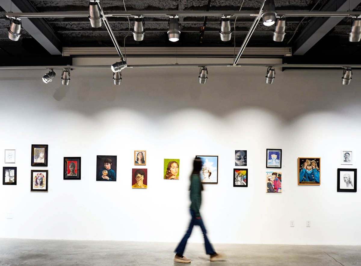 """Greenwich Students Among Artists Showing In """"Hindsight is 2020"""" Exhibition At MoCA Westport"""