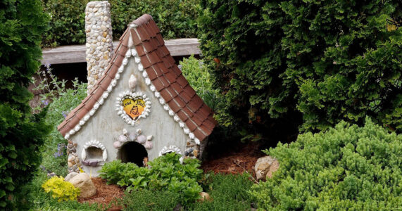 April Break Workshop: Building a Fairy House | Greenwich Historical Society
