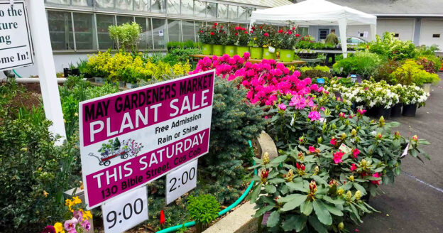 May Gardeners Market (Free to Public) | Greenwich Botanical Center