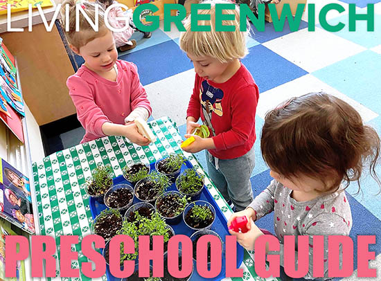 Living Greenwich CT Preschool Guide