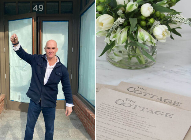Restaurant News: Acclaimed Chef Brian Lewis Brings The Cottage To Greenwich Ave.