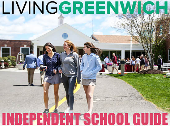 Living Greenwich CT. Best Independent School Guide 2021