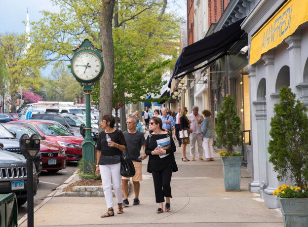 Art to the Avenue 2021 | Greenwich Arts Council