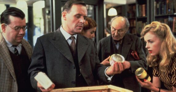 """Friends Friday Films: """"84 Charing Cross Road""""   Greenwich Library"""