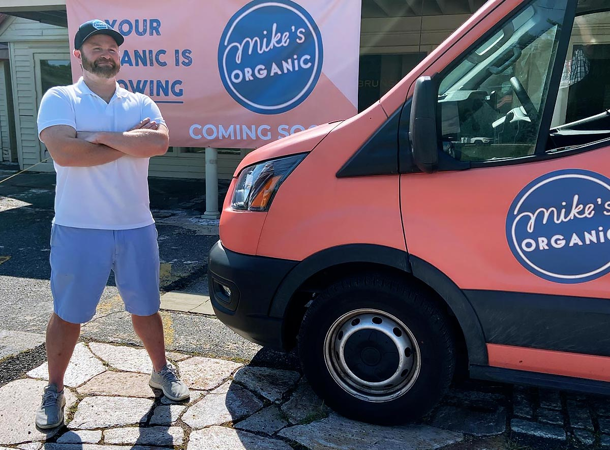 Mike's Organic to Launch Retail Location on Putnam Avenue  in Greenwich
