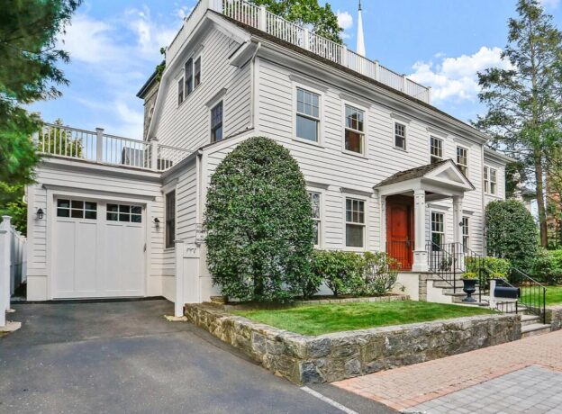 Greenwich Real Estate: Outstanding In-Town Opportunity