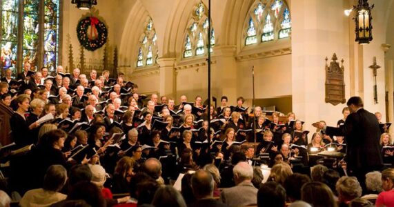 Greenwich Choral Society Returns to Live Performance