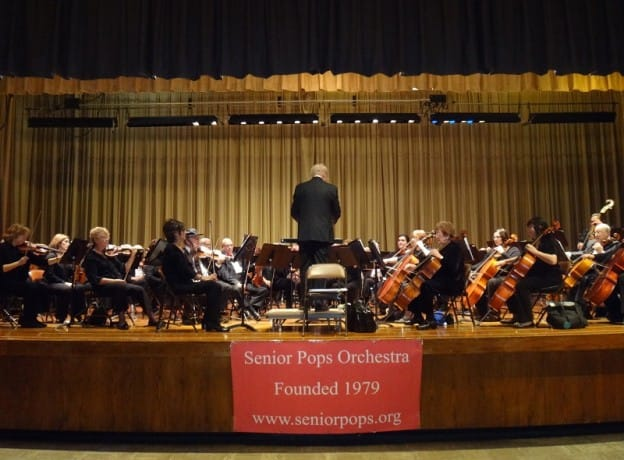 The Senior Pops Orchestra of Long Island Holiday Concert
