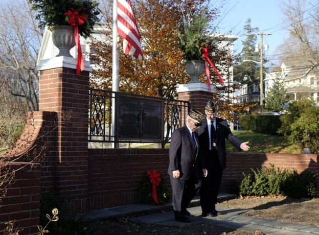 Pearl Harbor Day Recognized in Northport
