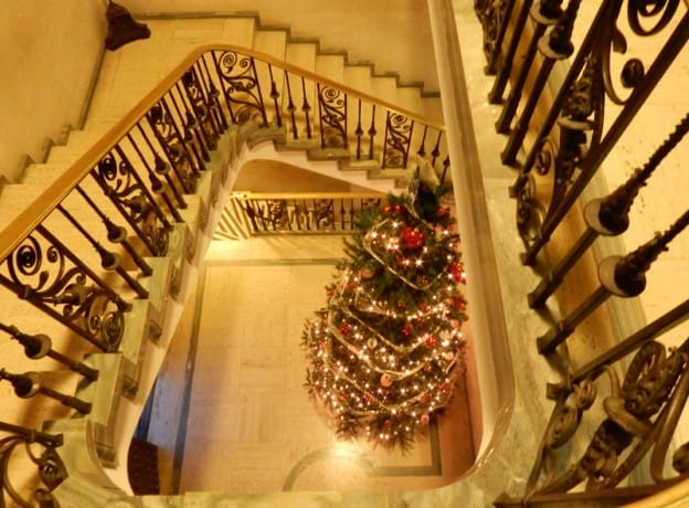 Tours of Decorated Vanderbilt Mansion through December 30
