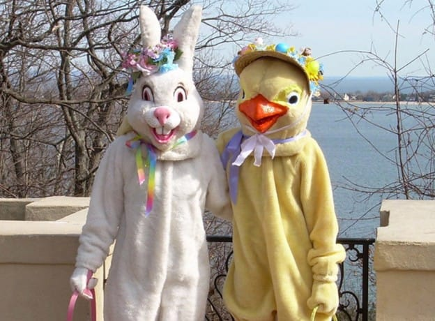Vanderbilt Museum -  Breakfast with the Easter Bunny
