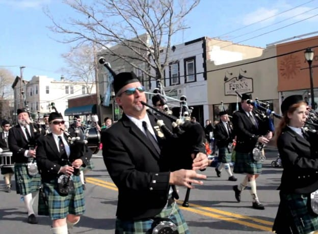 For 82 Years - A Grand Huntington Tradition - St. Patrick's Day Parade - Sunday, March 13th