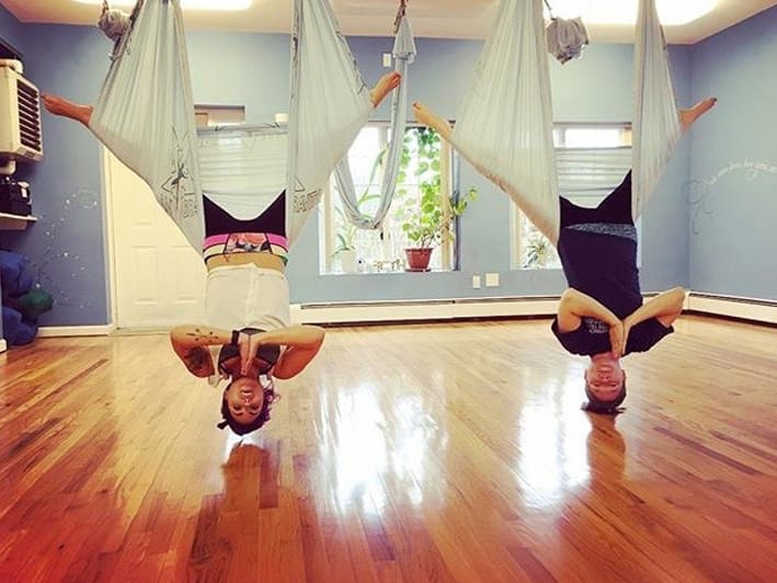 For Yoga Enthusiasts The Best Kept Secret On Long Island Living Huntington