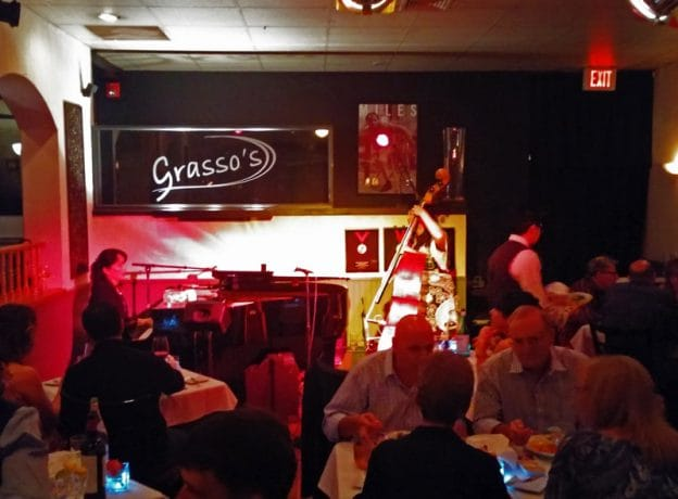 A Great Restaurant Find in Cold Spring Harbor for Jazz Lovers
