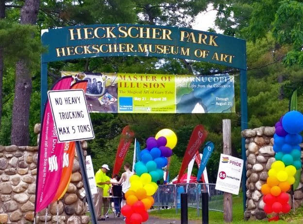 Farewell to a Huntington tradition: PrideFest in Hecksher Park