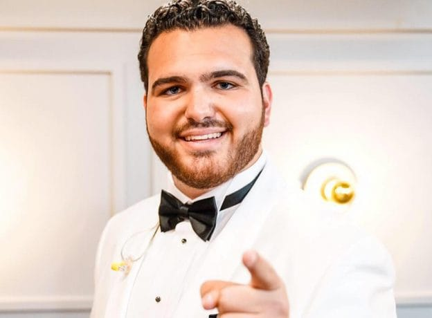 """Sal """"The Voice"""" Valentinetti (America's Got Talent Finalist) Brings the Sounds of the Rat Pack to The Paramount"""